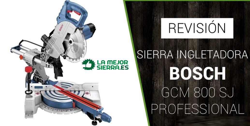 Bosch GCM 800 SJ