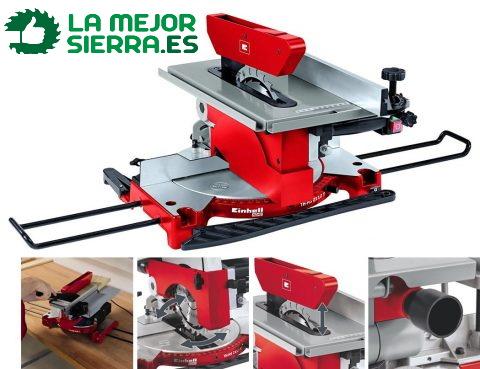 sierra ingletadora einhell