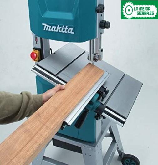 sierra de cinta ideal madera