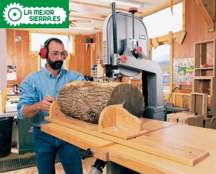 sierra de cinta para cortar madera